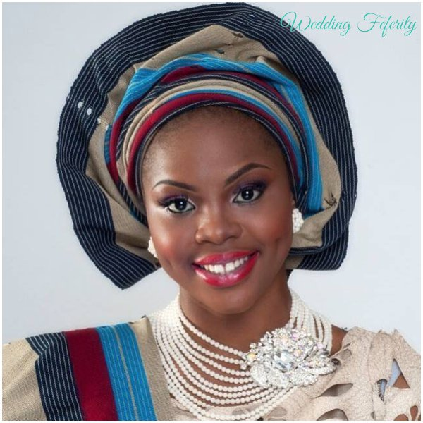 yoruba-bride-striped-aso-oke-wedding-feferity
