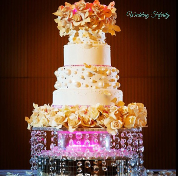 Naija Cake: Bella Naija Weddings Cake Ideas And Designs