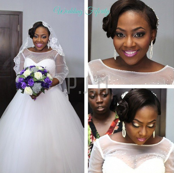 ball-gown-nigerian-wedding-bride
