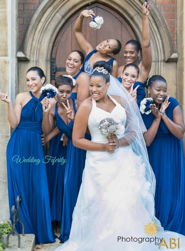 blue-bridal-gown-for-african-wedding
