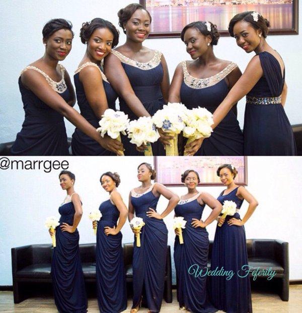 blue-bridal-train-nigeria