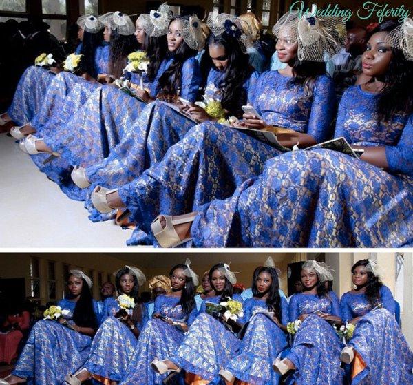 blue-lace-bridesmaids-dresses-nigeria