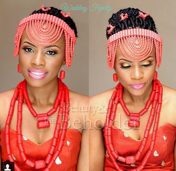 coral-beads-igbo-bride