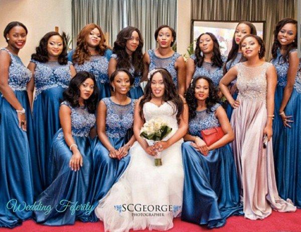 dark-blue-bridesmaids-dresses