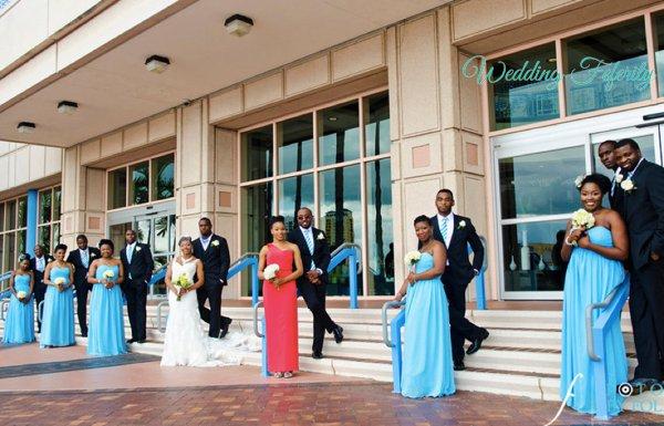 light-blue-bridesmaids-dress-nigeria