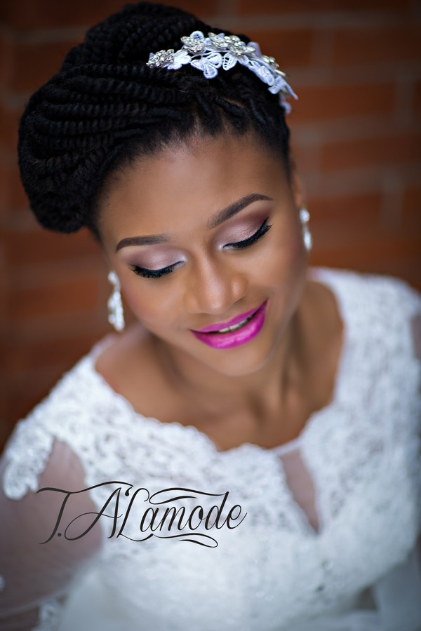 Bridal Makeup Naturals : Stunning Makeup and Fabulous Natural Hair Styles! - Bridal ...