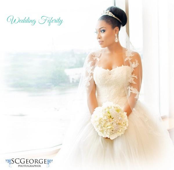 nigerian-bride-in-wedding-dress
