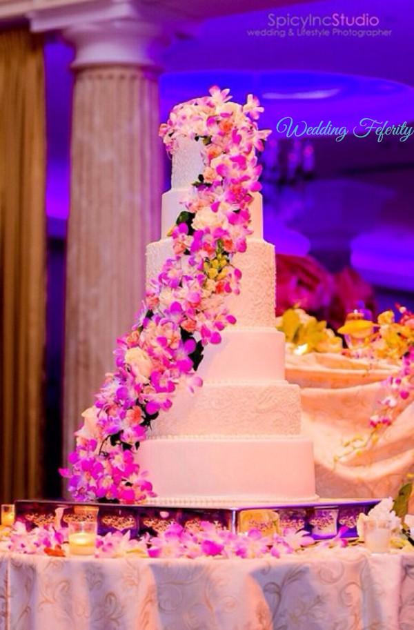nigerian wedding cakes 2