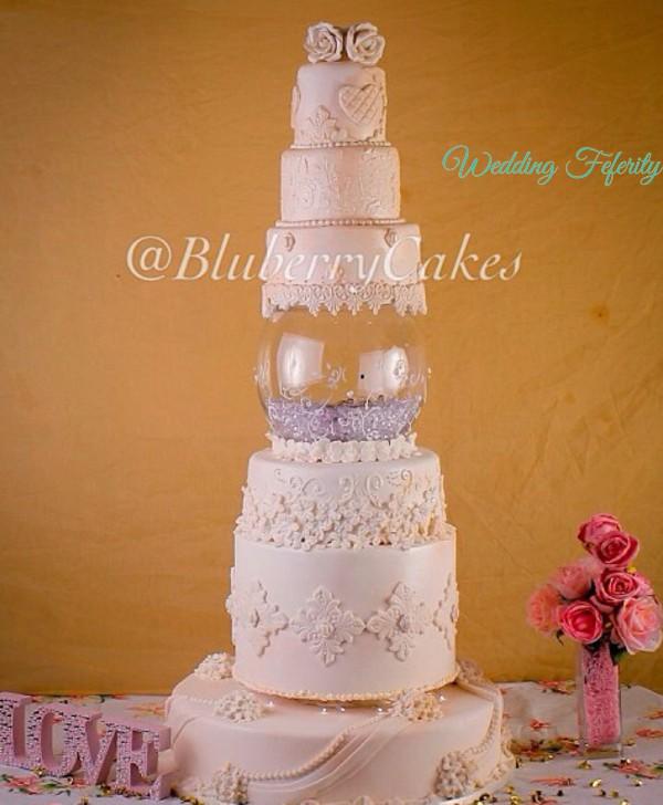 nigerian wedding cakes 1
