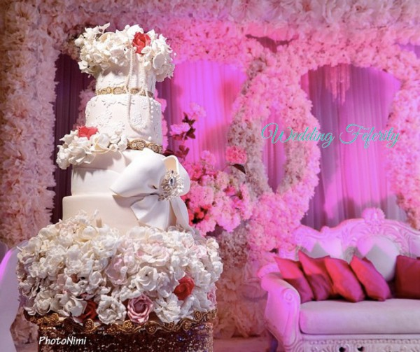 Nigerian Wedding Cakes - Ideas for 2015 Weddings
