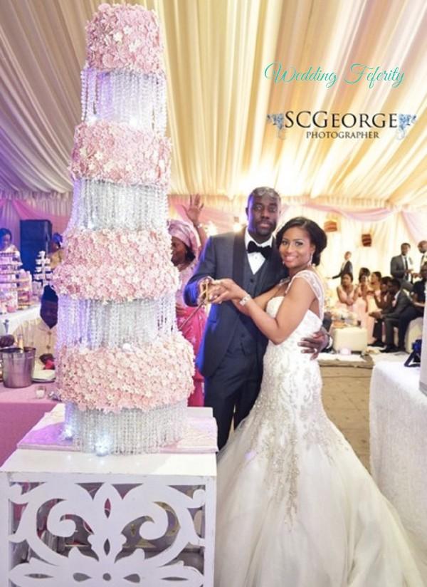 nigerian wedding cakes 12