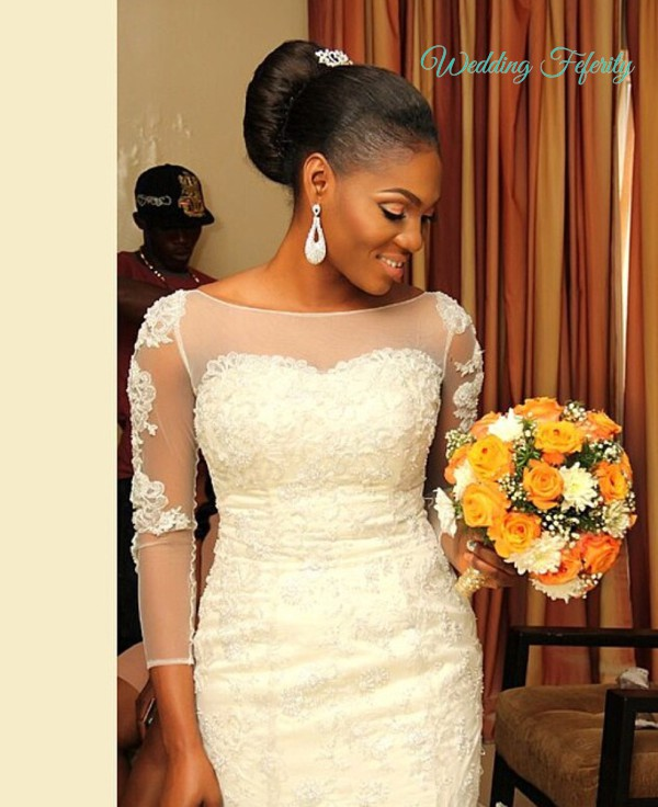 Nigerian Wedding Dress Designer Yemi Osiyemi