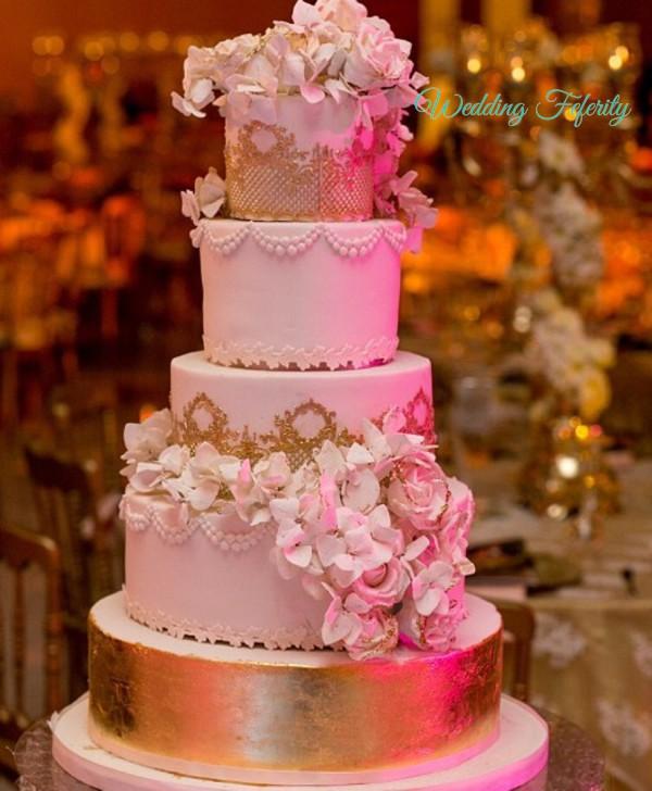 nigerian wedding cakes 4