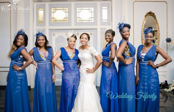 unique-blue-bridesmaid-dress
