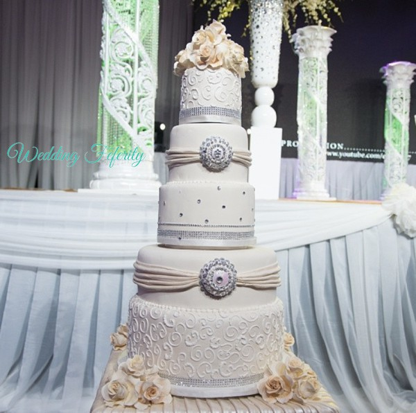 Prices Of Wedding Cakes In Nigeria