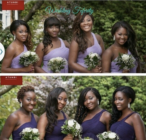 dark light purple bridesmaids dresses